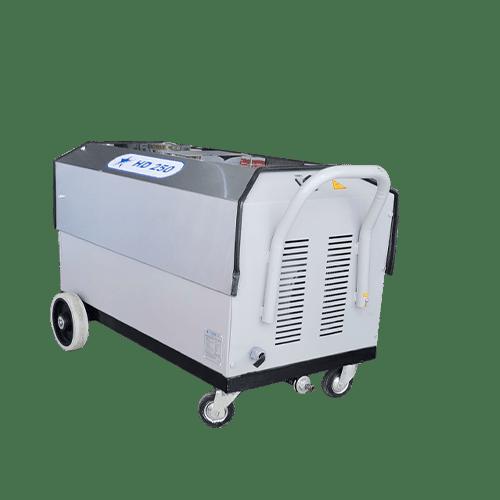 Cleanvac HD250 Debili Yüksek Basınçlı Yıkama Makinası