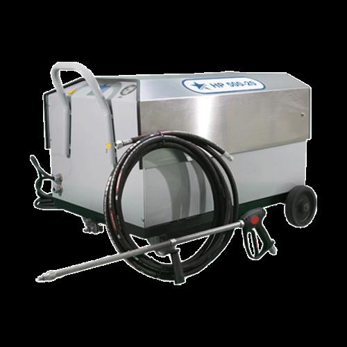 Cleanvac HP500 Yüksek Basınçlı Yıkama Makinası 500 Bar