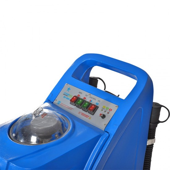 Cleanvac ISW 4000 Sıcak ve Soğuk Sulu Temizleme Makinası