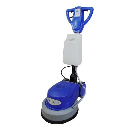 Cleanvac SC42 Halı Yıkama ve Sert Zemin Cilalama Makinası