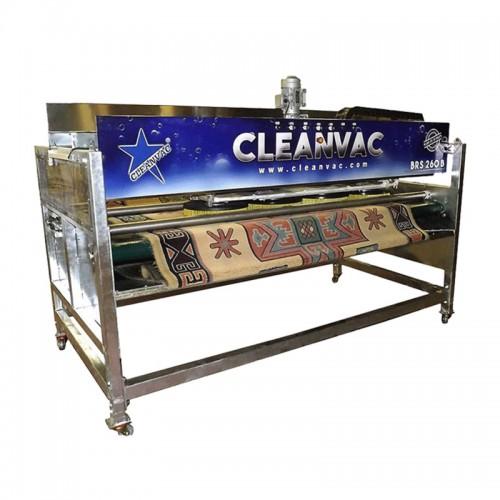 Cleanvac BRS 220 BASIC Tezgah Tipi Halı Yıkama Makinası