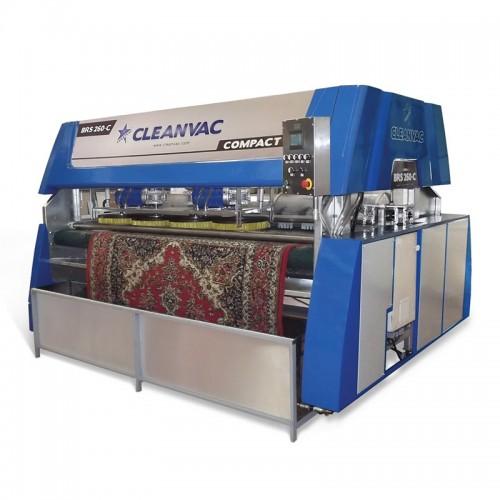 Cleanvac BRS 220 COMPACT Tam Otomatik Halı Yıkama Makinası