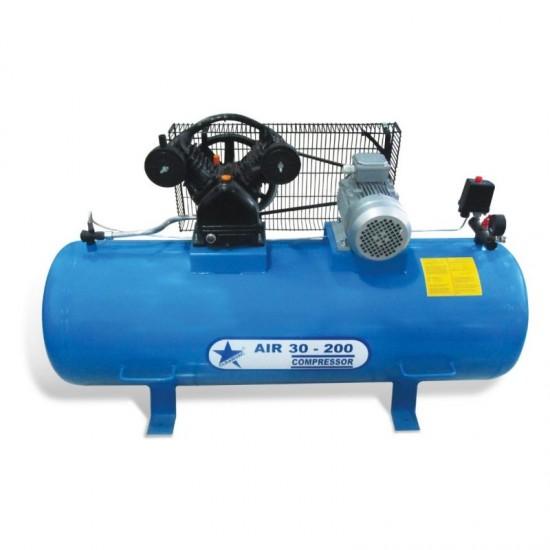Cleanvac AIR2 100-500 Çift Kademeli Kompresör