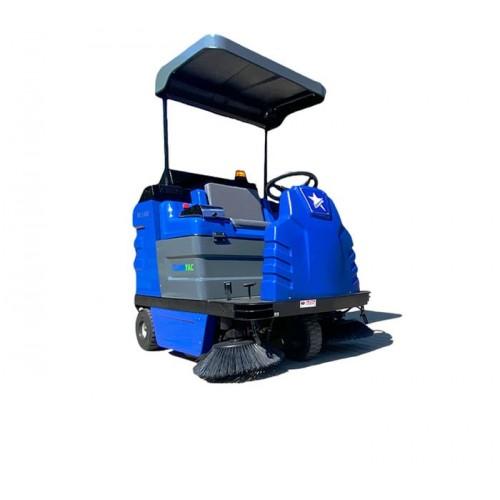 Cleanvac BS1450 Akülü Yol Süpürme Aracı