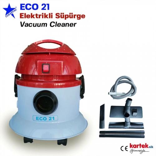 Eco 21 Tek Motorlu Elektrik Süpürgesi