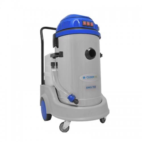 Cleanvac EWD 501 Yıkama Özellikli Sanayi Tipi Süpürge