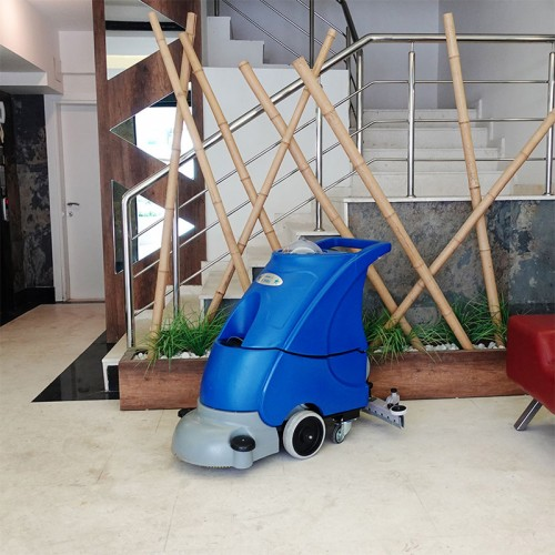 Cleanvac B 3501 Akülü Zemin Temizleme Otomatı